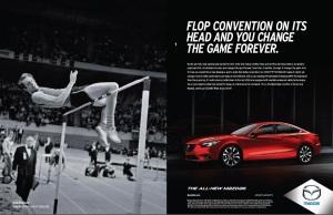 MazdaFosburyPrintAd